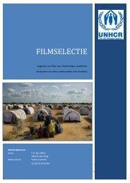 Sélection de films - Unhcr