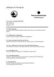 Sällskapet för Naturskydd