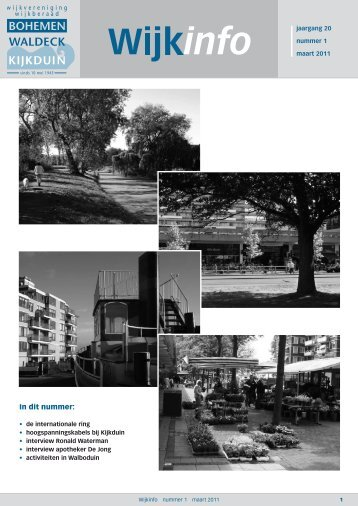 Wijkinfo maart 2011 - Walboduin