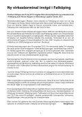 Klart Spår Juli nr 2 2011 - Järnvägsfrämjandet - Page 6