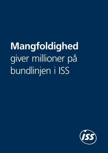 Mangfoldighed giver millioner på bundlinjen i ISS (PDF)