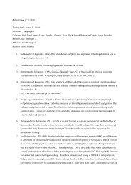 Referat fra mødet i august 2010 - Labrador Retriever