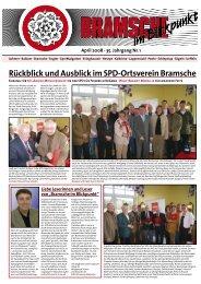 BiB April 2008 - SPD-Ortsverein Bramsche