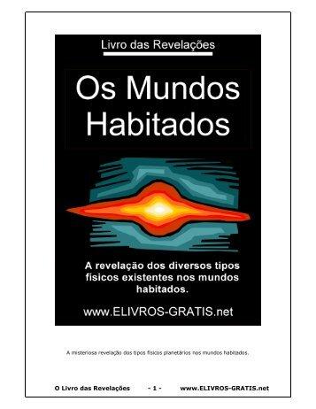 O Livro das Revelações - 1 - www.ELIVROS-GRATIS.net