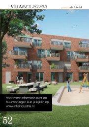 Voor meer informatie over de huurwoningen kun je ... - Villa Industria