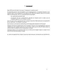 1. Voorwoord - Gemeente Boutersem