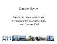 Danske Havne