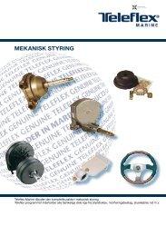 Teleflex katalog/prisliste 2013 - Columbus Marine