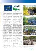 Tema: Restaurering av vattendrag - Älvräddarna - Page 7
