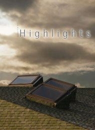 Highlights - Velux