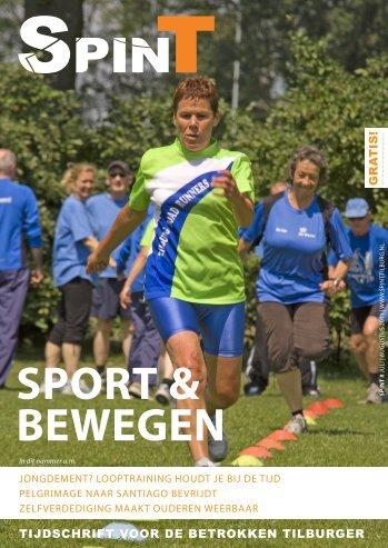 tijdschrift voor de betrokken tilburger grat is - Spint Tilburg