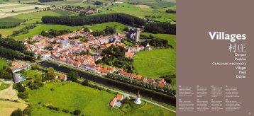 Dorpen - Vlaanderen vanuit de Lucht