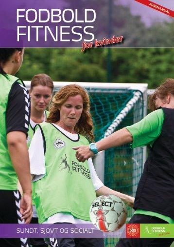 Fodbold Fitness for kvinder - DBU