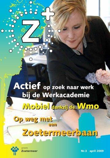 Zoetermeerbaan Zoetermeerbaan - Sylvia Roes Communicatie