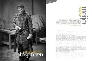 Een interview met beeldhouwer Cees Meijer - Tekst Uit Handen