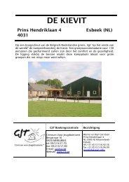 Bekijk hier de pdf met meer informatie. - Chiro Winnik