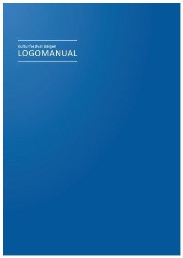 Bølgen logo manual