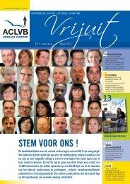 Vrijuit - editie maart 2012 - Aclvb