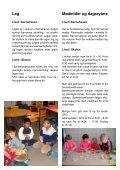 Overgang fra børnehave til skole på Sønderbro - Horsens Byskole - Page 5