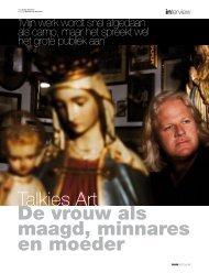 Talkies Art De vrouw als maagd, minnares en moeder - Schmets|Art