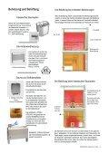 84 11 Im Internet: www.bemberg.de Mail: saunabau@bemberg.de Mit - Seite 2