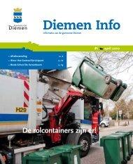 Diemen Info, april 2010 - Gemeente Diemen
