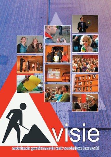 Visie Nederlands Gereformeerde Kerk Voorthuizen-Barneveld (april ...
