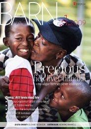 Nr 1 - tema hiv/aids - Rädda Barnen