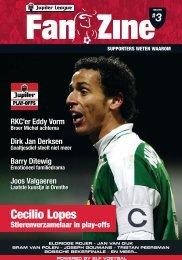 Cecilio Lopes - Jupiler League