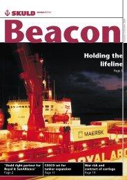 Beacon No. 3 2001 - Skuld