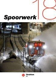 Spoorwerk - Strukton Rail