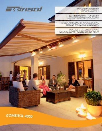 Klik hier voor de Combisol 4000 brochure. - Tibeflex