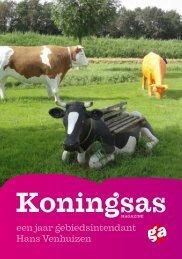 Koningsas magazine - Bureau Ritsema