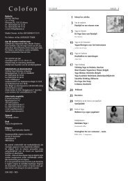 YOGA maart 1|2003 - Thinkpictures.com