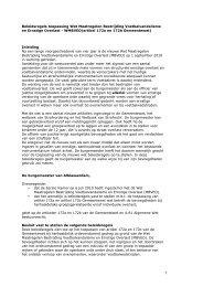 Beleidsregels Wet MB#C8C868 - Gemeente Alblasserdam
