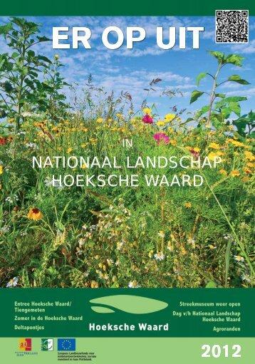 evenementen in de hoeksche waard - Nationaal Landschap ...
