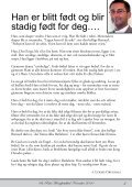 MENIGHETSBLAD - St. Paul Menighet - Den katolske kirke - Page 3