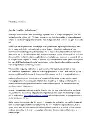 Debatindlæg til Politiken juli 2011 - Adipositasforeningen