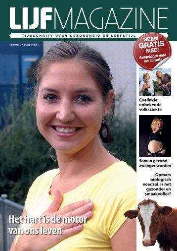 Het hart is de motor van ons leven - lijfmagazine.com
