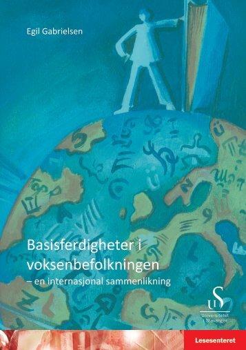 Basisferdigheter i voksenbefolkningen - Lesesenteret - Universitetet ...