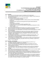 Reglement ambulante handel 2013 - Gemeente Dessel