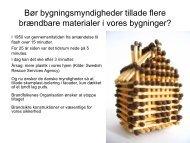 Powerpoint, Dansk - Brandfolkenes Organisation