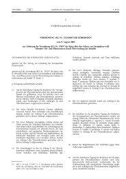 VERORDNUNG (EG) Nr. 1332/2005 DER KOMMISSION ... - EUR-Lex