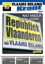 Klik hier - Vlaams Belang - Afdeling MALLE