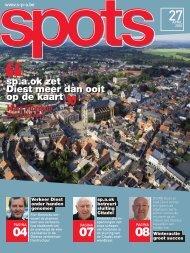 spots editie april 2010 - Diest - SP.a