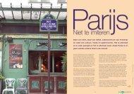 pdf-parijs - Travel etc. & eTravel etc. is een uitgave van UNIGLOBE ...