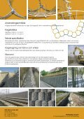 Släntstabilisering Sichtschutz Landskapsgestaltning ... - Ferrondo - Page 2