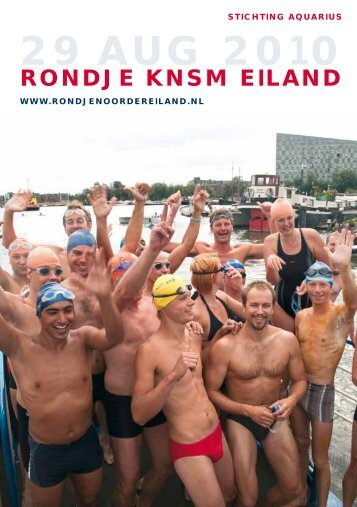 29 AUG 2010 - Amsterdam Swim