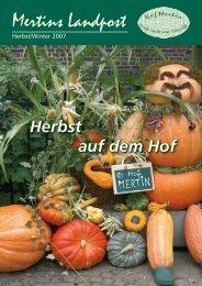 Mertins Landpost - Hof Mertin