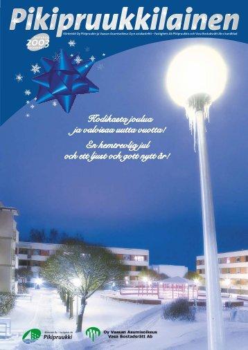 Joulukuu december - Pikipruukki